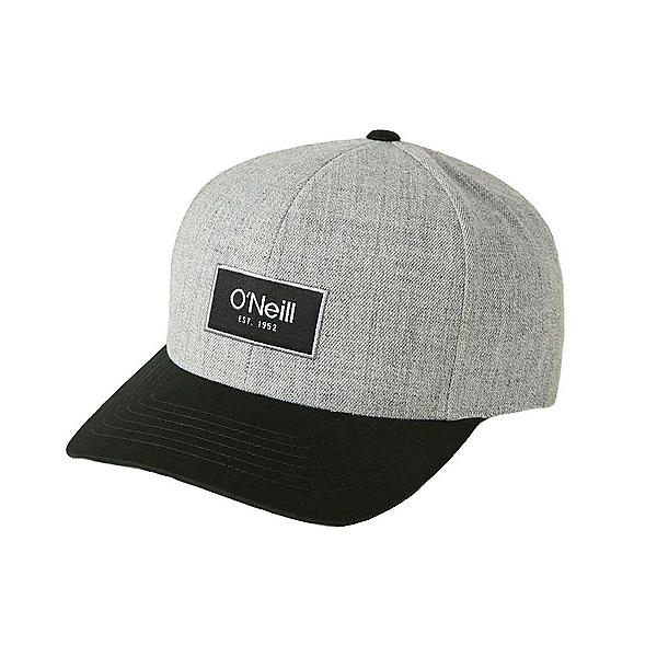 O'Neill Collins Hat, Heather Grey, 600
