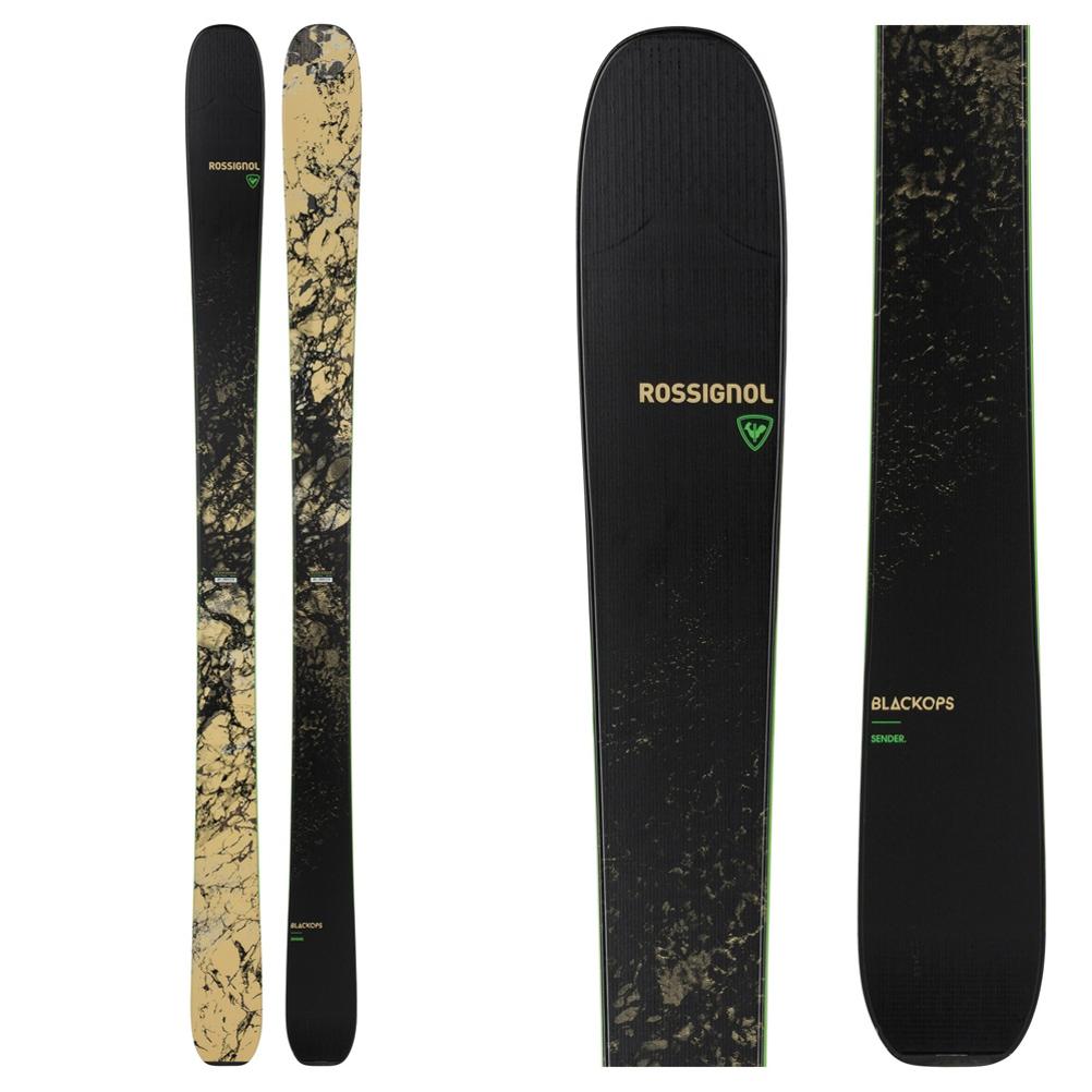 Rossignol BlackOps Sender Skis