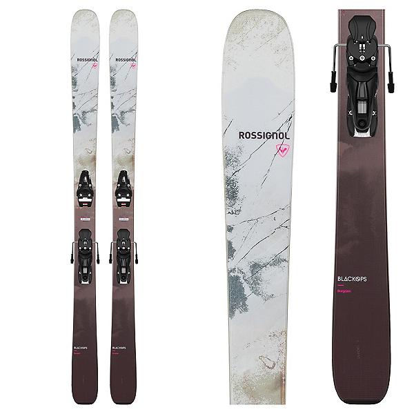 Rossignol BlackOps Stargazer Womens Skis with NX 11 GW Bindings 2021, , 600