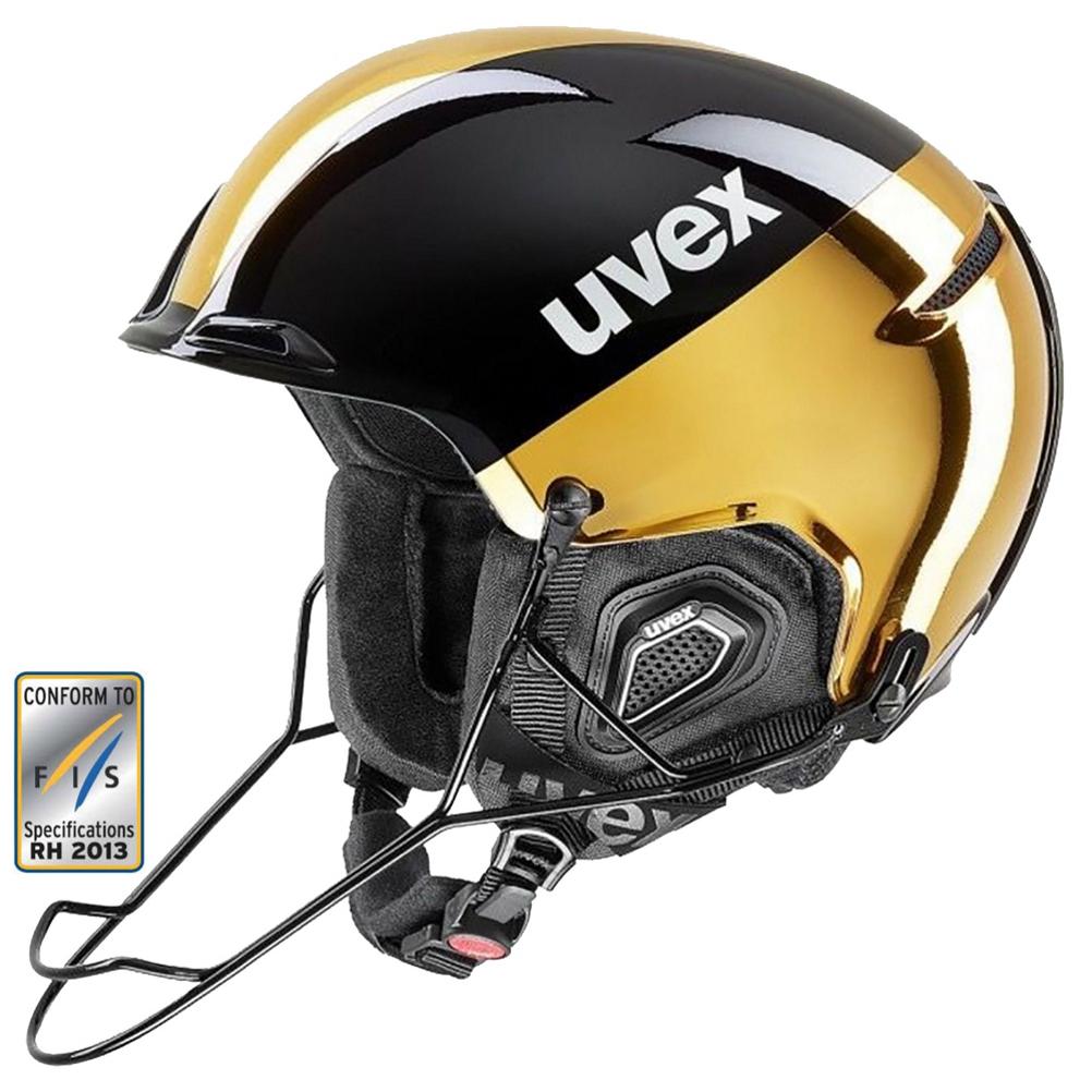 Uvex Jakk + SL Gold Helmet 2020
