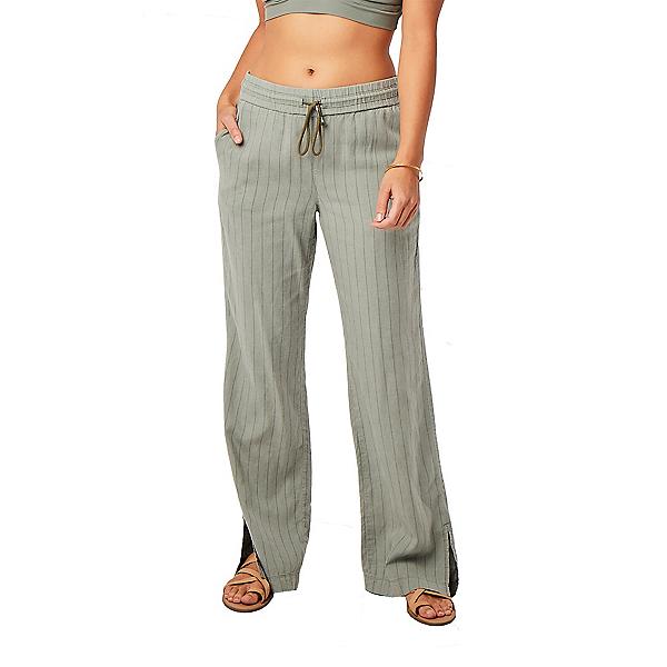 Carve Designs Bonfire Womens Pants, Moss Stripe, 600