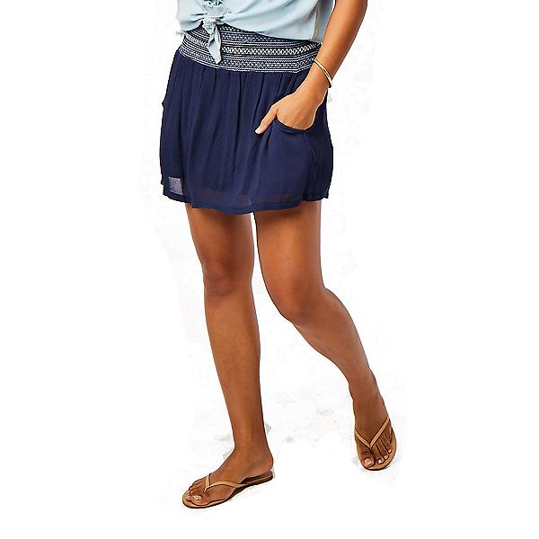 Carve Designs Rose Skirt, Navy, 600