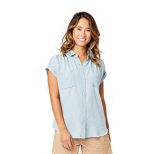 Carve Designs Huck Womens Shirt 2020, , 600
