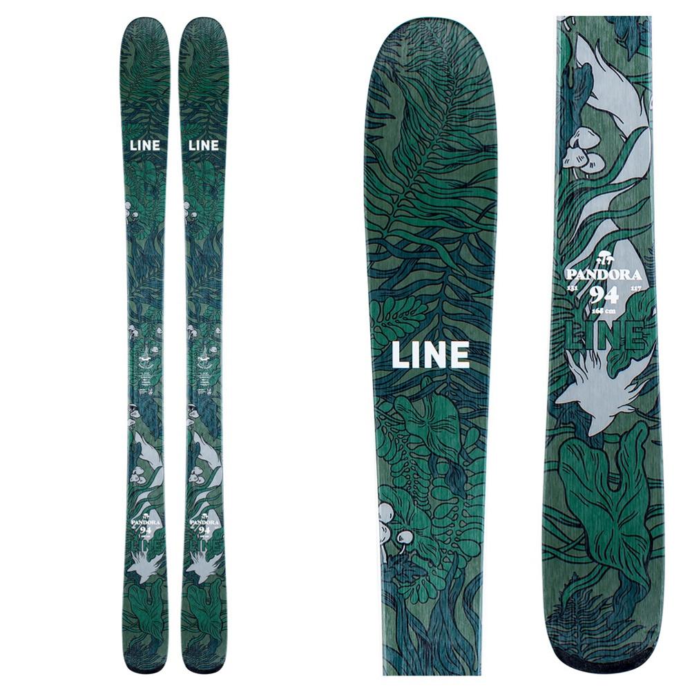 Line Pandora 94 Womens Skis