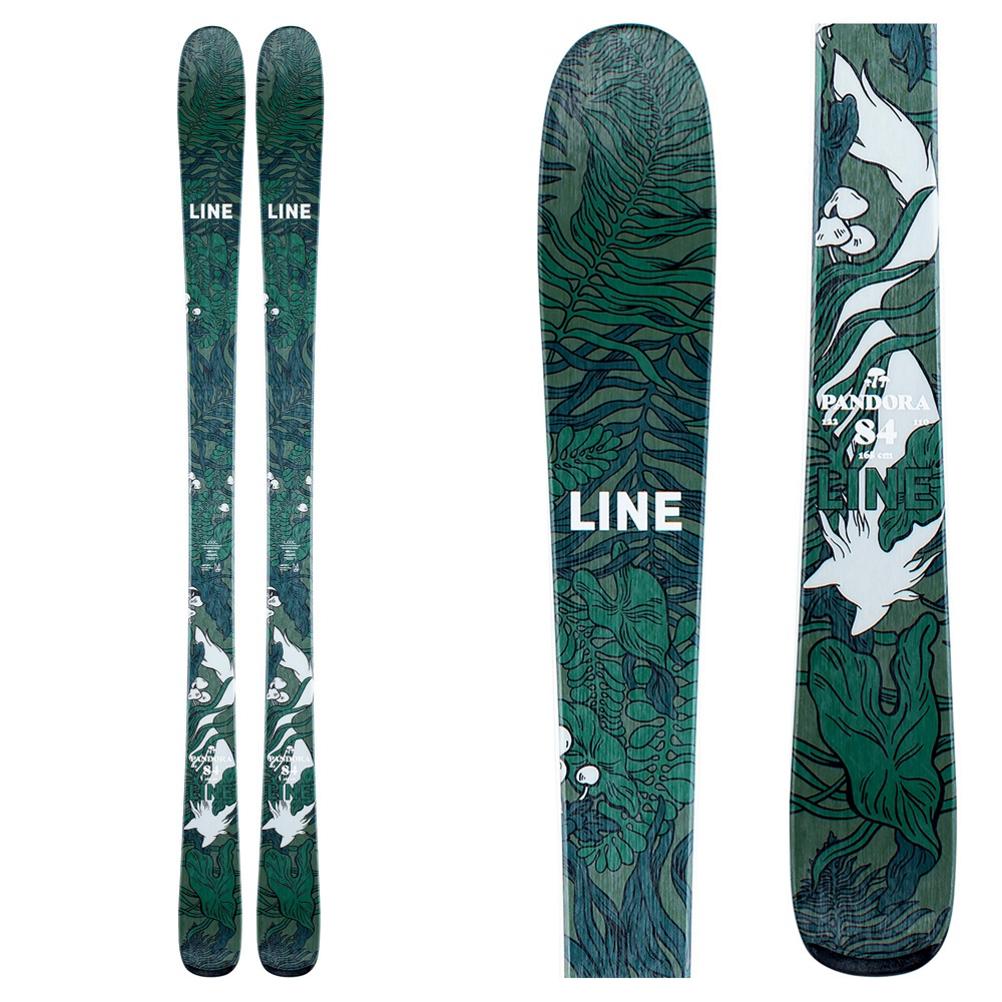 Line Pandora 84 Womens Skis