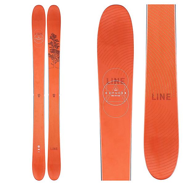 Line Outline Skis, , 600