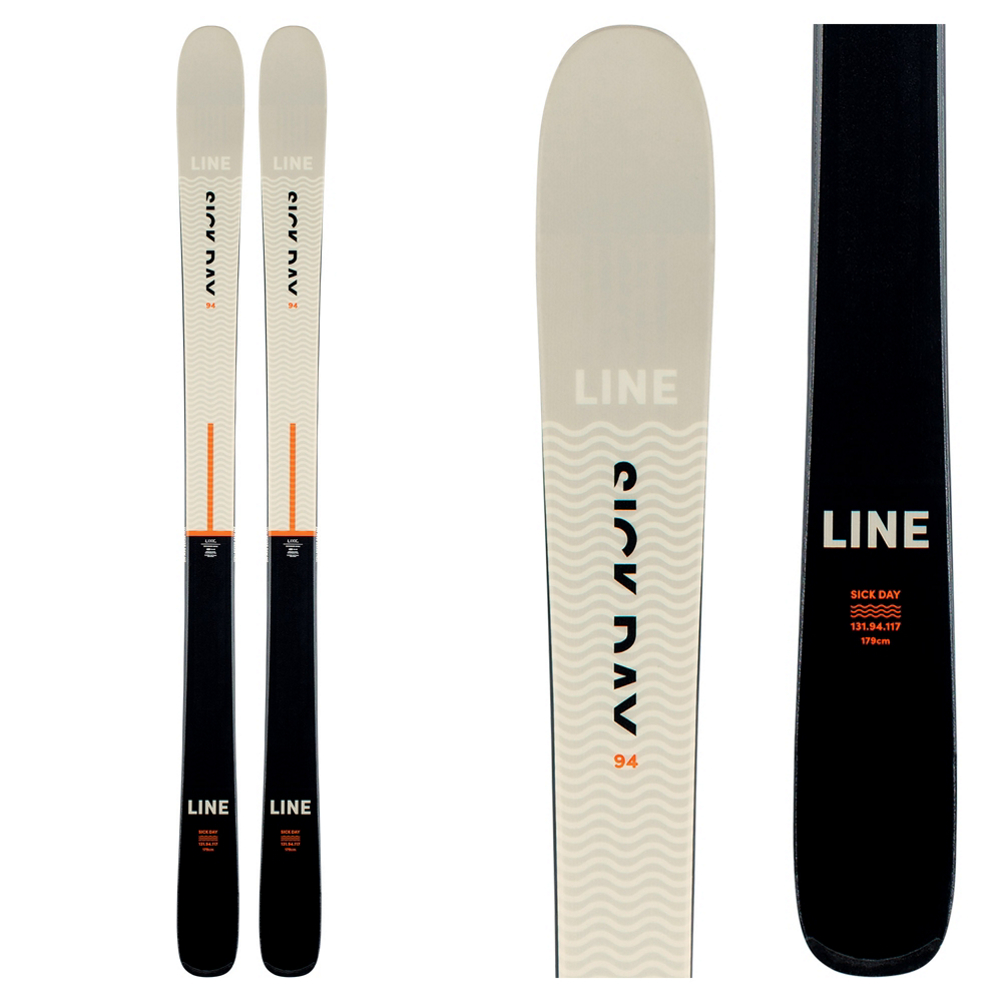 Line Sick Day 94 Skis 2021