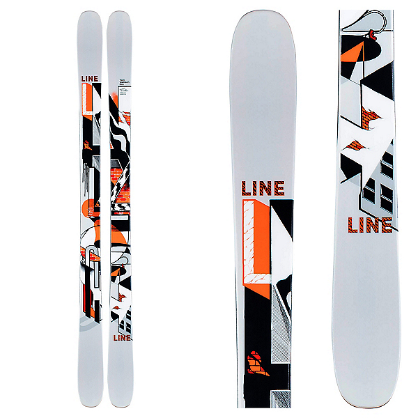 Line Tom Wallisch Pro Skis 2021, , 600