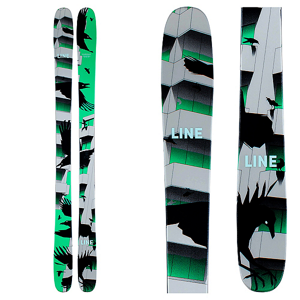 Line Chronic Skis, , 600