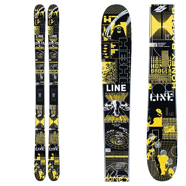 Line Honey Badger Skis, , 600