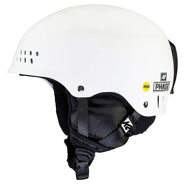 K2 Phase MIPS Audio Helmets, White, 600