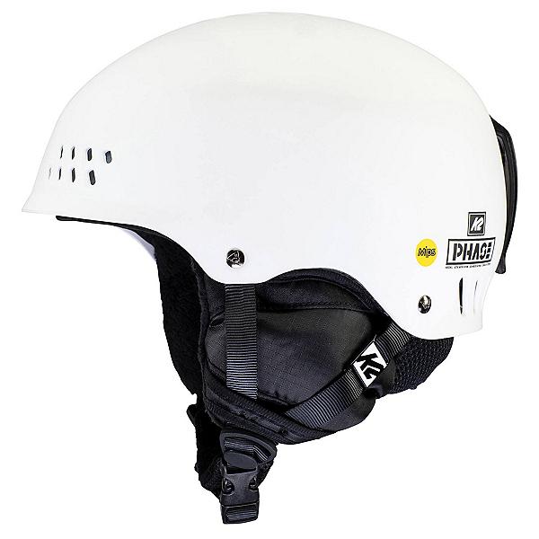 K2 Phase MIPS Audio Helmets 2022, White, 600