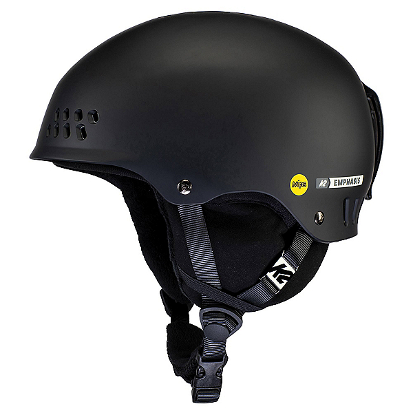 K2 Emphasis MIPS Audio Helmets, Black, 600
