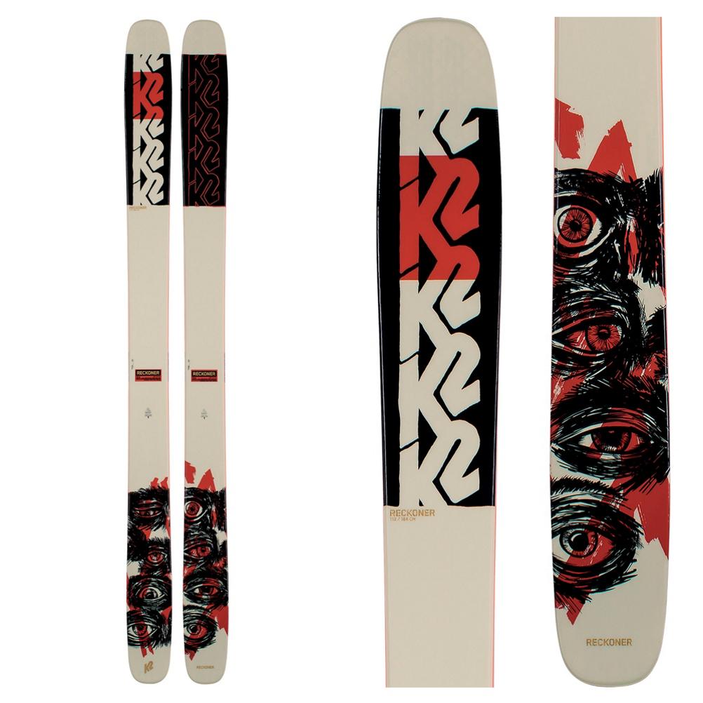 K2 Reckoner 112 Skis