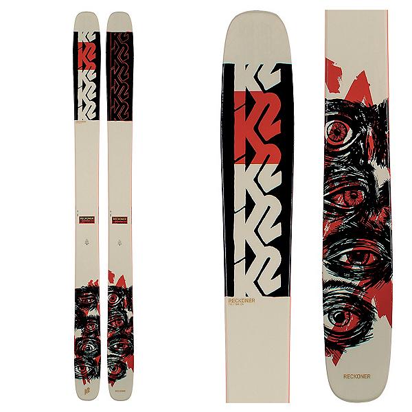 K2 Reckoner 112 Skis, , 600