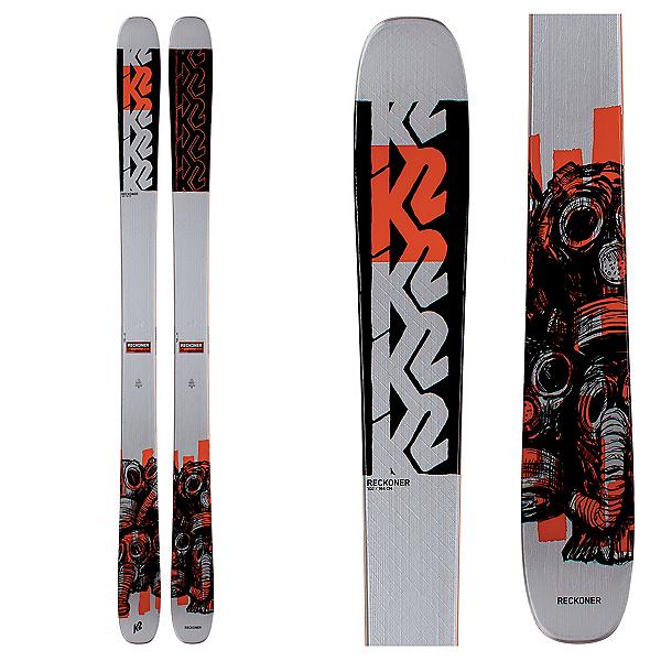 K2 Reckoner 102 Skis 2021, , 600