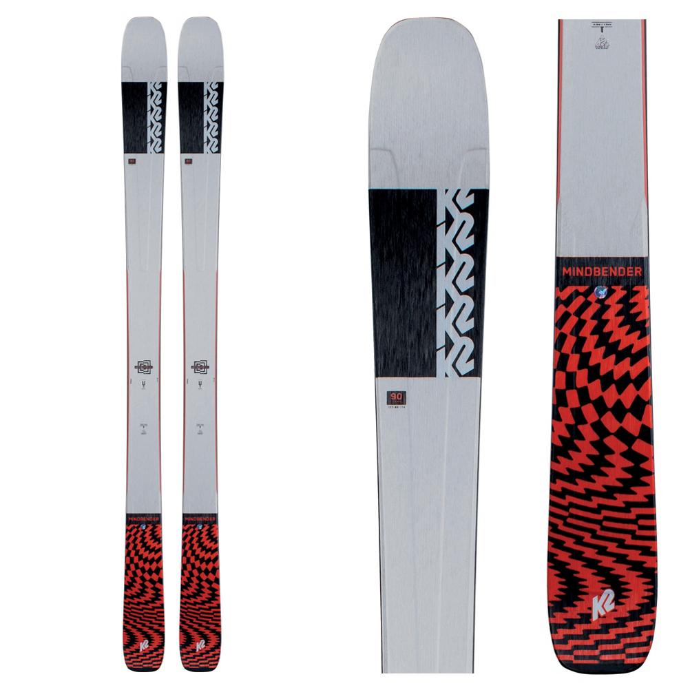 K2 Mindbender 90Ti Skis