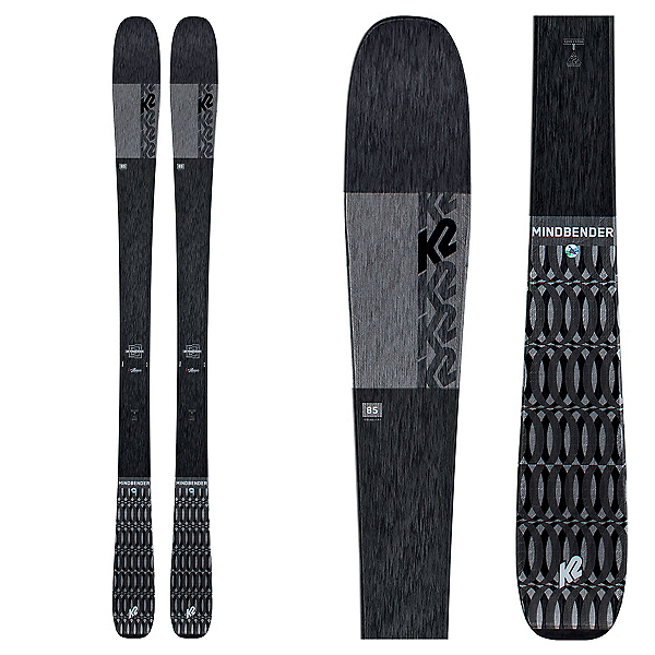 K2 Mindbender 85 Alliance Womens Skis, , 600