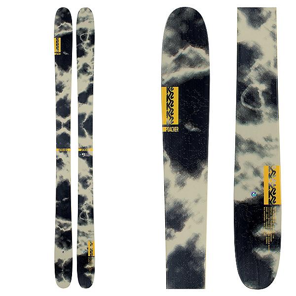 K2 Poacher Skis 2021, , 600