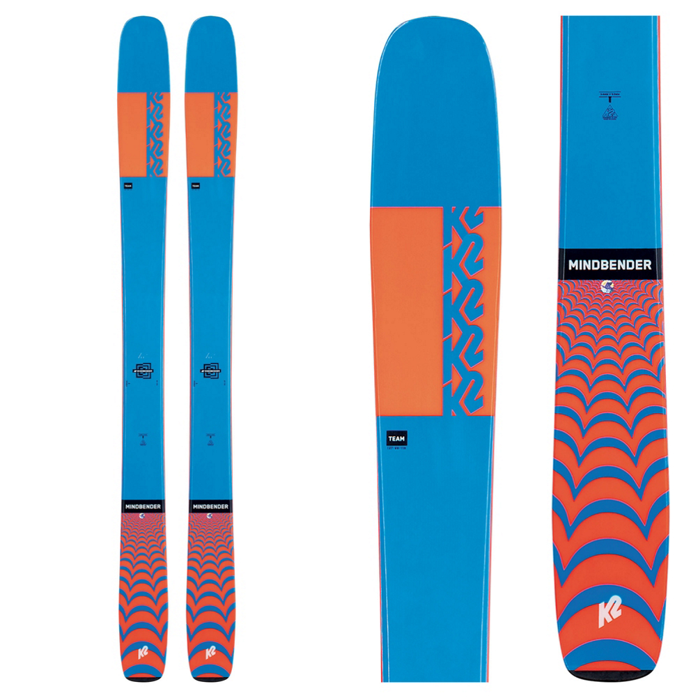 K2 Mindbender Team Kids Skis