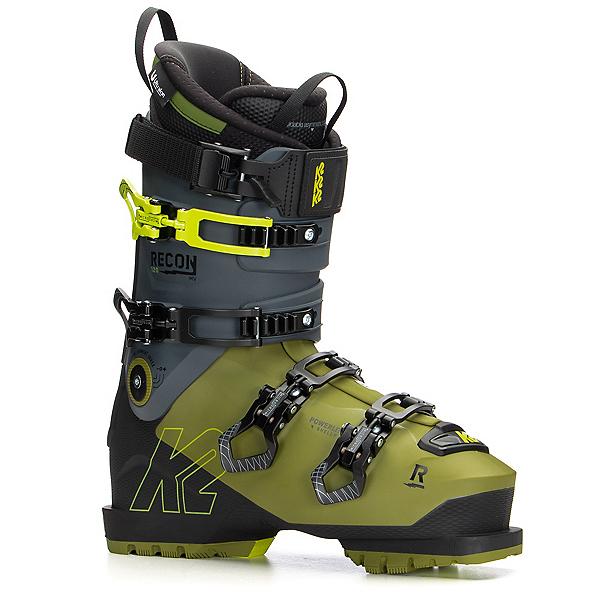 K2 Recon 120 MV Ski Boots 2022, Green-Black, 600