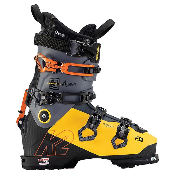 K2 Mindbender 130 Ski Boots 2022, Yellow-Black, 600