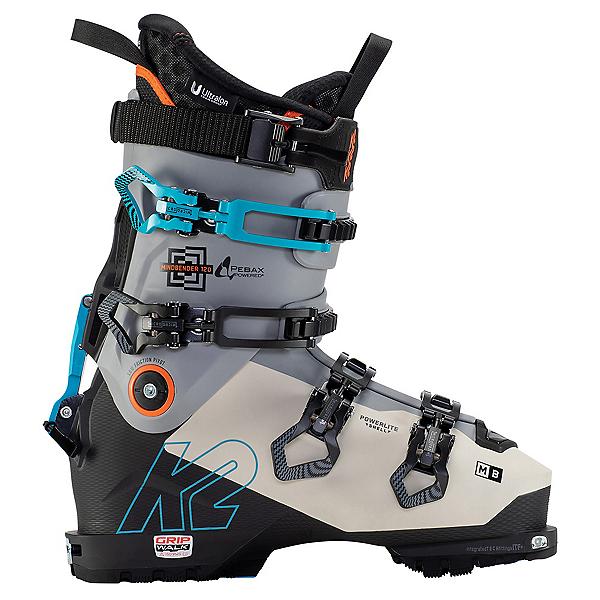 K2 Mindbender 120 Ski Boots, Sand-Black, 600