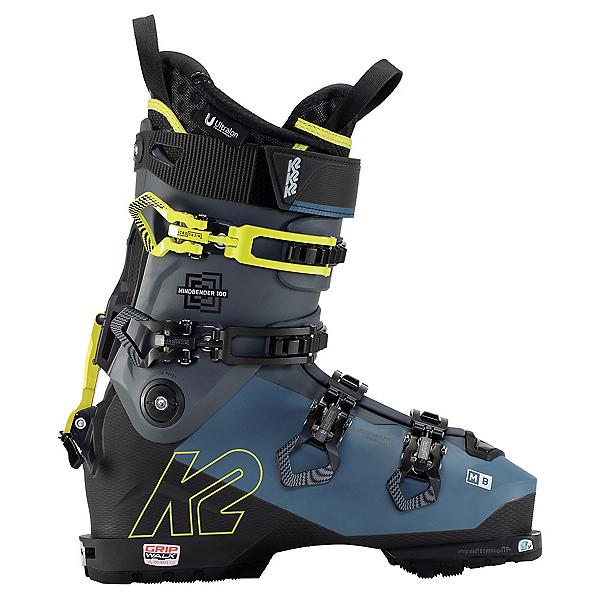 K2 Mindbender 100 Ski Boots 2022, Navy-Black, 600