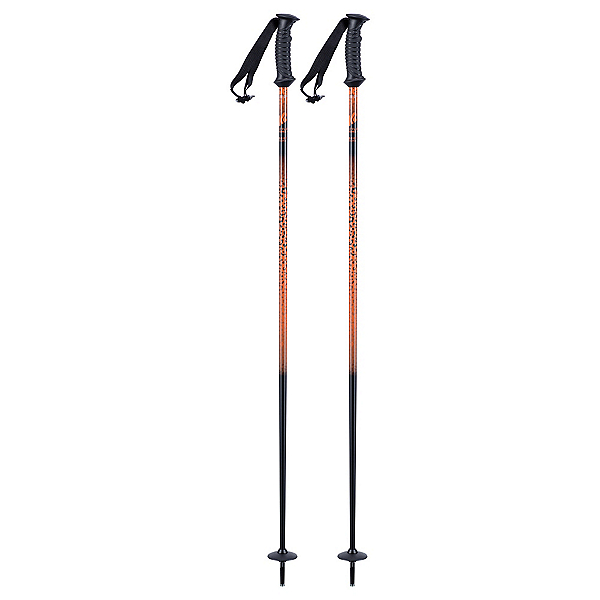 K2 Style Aluminum Womens Ski Poles 2021, Lava, 600