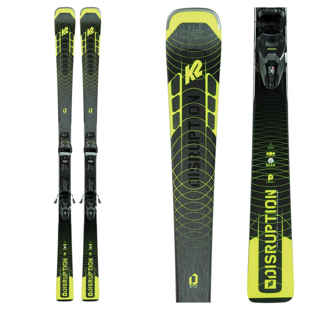 K2 Disruption SC Skis with M3 11 Bindings