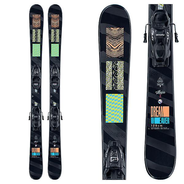 K2 Dreamweaver Kids Skis with FDT Jr 7.0 Bindings, , 600