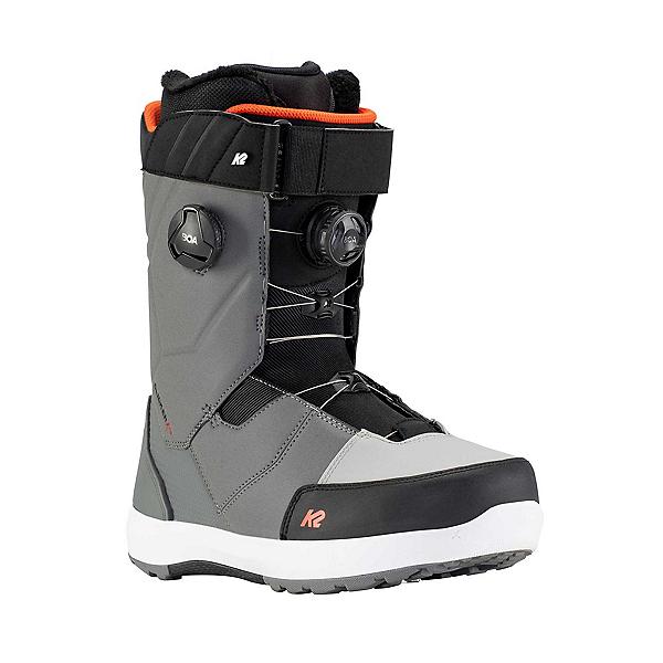 K2 Maysis Clicker X HB Snowboard Boots, Grey, 600