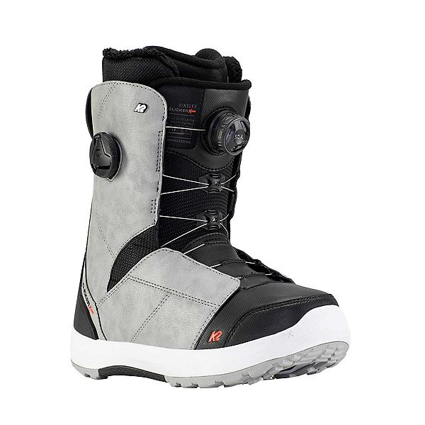K2 Kinsley Clicker X HB Womens Snowboard Boots, , 600
