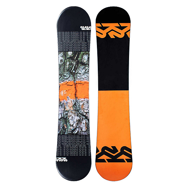 K2 Vandal Wide Boys Snowboard 2021, , 600