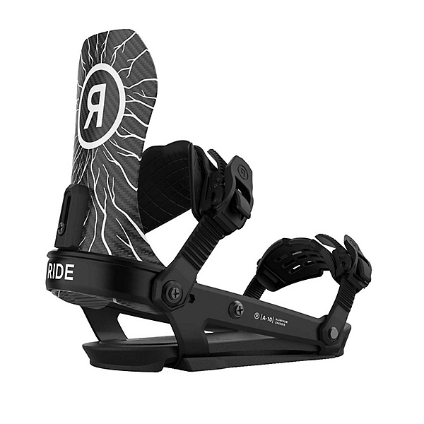 Ride A-10 Snowboard Bindings, , 600