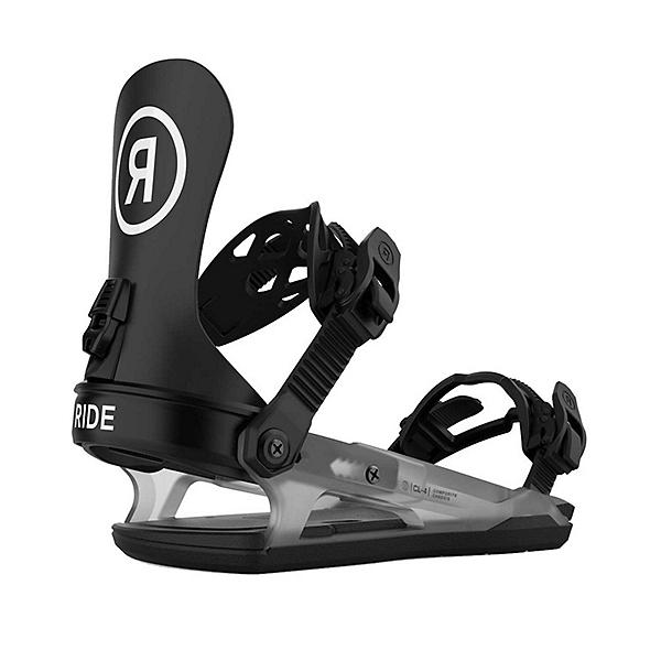 Ride CL-4 Womens Snowboard Bindings 2022, Black, 600