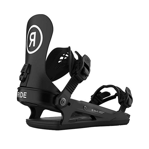 Ride CL-2 Womens Snowboard Bindings 2022, Black, 600