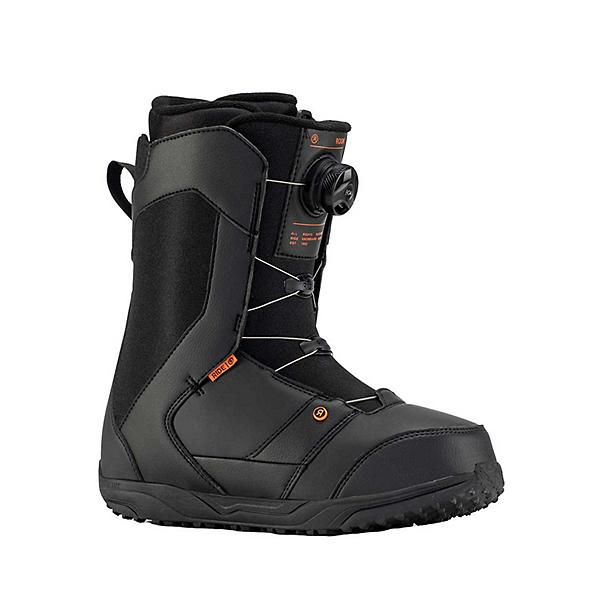 Ride Rook Boa Snowboard Boots 2022, Black, 600