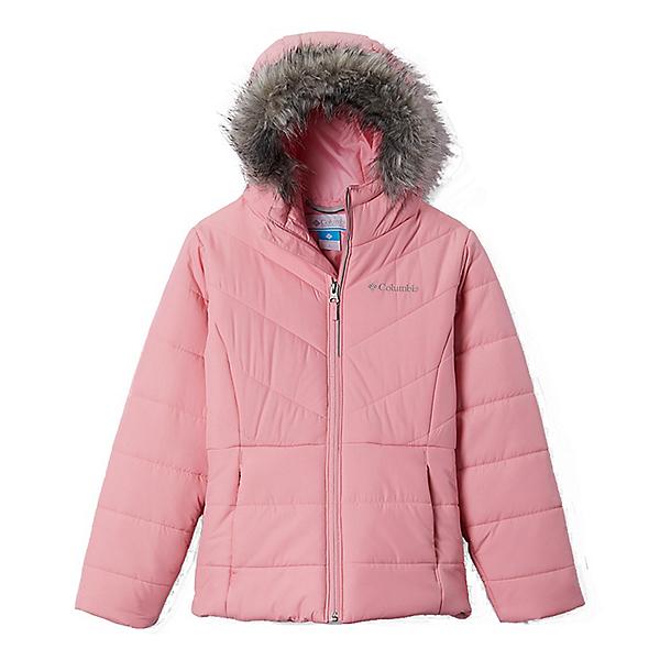 Columbia Katelyn Crest Toddler Girls Ski Jacket 2021 2022, Pink Orchid, 600
