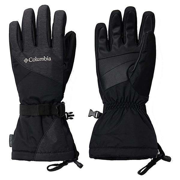 Columbia Whirlibird Womens Gloves 2022, Black, 600