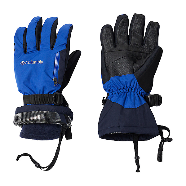 Columbia Bugaboo Interchange Womens Glove 2021, Lapis Blue, 600
