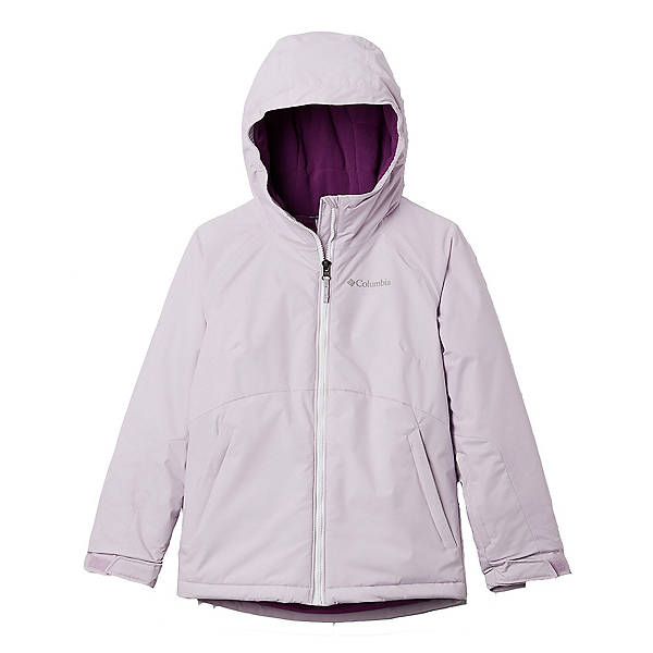 Columbia Action Alpine II Toddler Girls Jacket 2021, Pale Lilac Heather-Pale Lilac-, 600