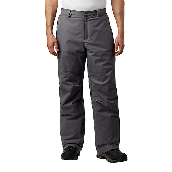Columbia Bugaboo IV Big - Short Mens Ski Pants 2021, City Grey, 600