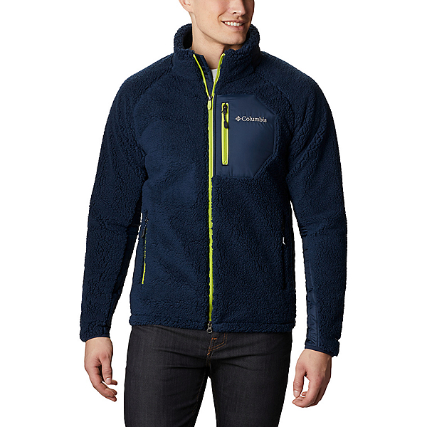 Columbia Archer Ridge Mens Jacket 2021, Collegiate Navy-Bright Chartre, 600
