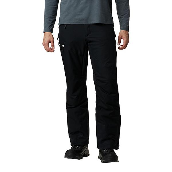 Columbia Kick Turn Mens Ski Pants 2021, Black, 600