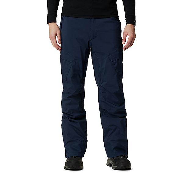 Columbia Powder Stash - Short Men Ski Pants 2021 2022, Collegiate Navy, 600