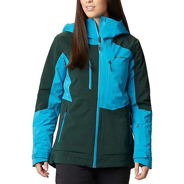 Columbia Wild Card Womens Insulated Ski Jacket 2021, , 600