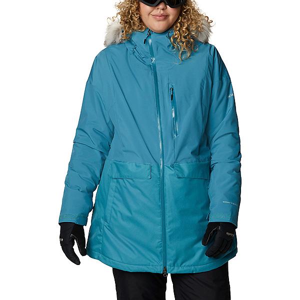 Columbia Mount Bindo Womens Insulated Ski Jacket 2021, Canyon Blue, 600