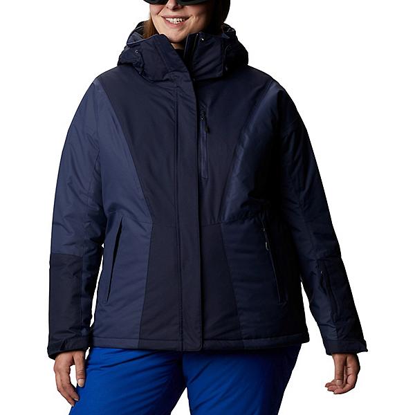 Columbia Last Tracks Womens Insulated Ski Jacket 2021, Dark Nocturnal-Nocturnal, 600