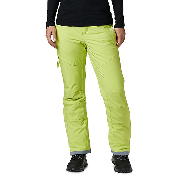 Columbia Kick Turner Insulated Womens Ski Pants 2021, Voltage, 600